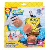 ALEX Toys Spongebob Krabby Patty Flip Game