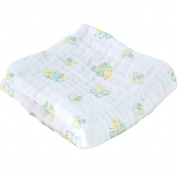 Riverbyland Cotton Bee Baby Blankets 110cm x 110cm