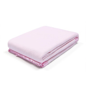 Riverbyland Cotton Pink Baby Blankets 90cm x 100cm