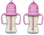 Thinkbaby Thinkster Straw Bottle Bundle - 2 Items