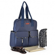 Multifunction Mummy Bag Backpack Larger Capacity Mummy Handbag Baby Changing Nappy Nappy Bag