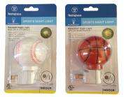 Westinghouse Sports Theme Nightlight Combo Pack