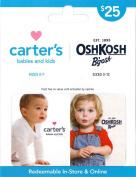Carter's/OshKosh B'gosh Gift Card