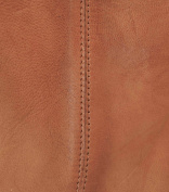 ZLYC Women Handmade Dip Dye Leather Top Handle Tote Bag Commuter Shoulder Bag