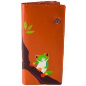 Tree Frog Large Wallet by ShagWear Canada WALT0672