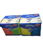 Kleenex Sneeze Shield to go packs with sayings like...Just Wanted to Say XOXO-Total 16 packets