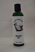 EXTRA-LARGE UNSCENTED Premium VEGAN Beard Oil -- EXTRA LARGE 120ml Movember grooming essential.