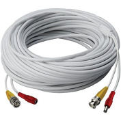 LOREX CB250URB Video RG59 Coaxial BNC/Power Cable