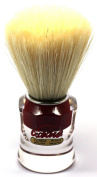 Semogue 820 Pure Bristle Shaving Brush with Red Handle