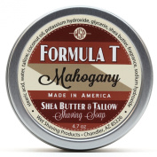 Shaving Soap WSP Formula T 140ml Made with Shea Butter & Tallow