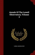 Annals of the Lowell Observatory, Volume 2