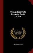 Orange Free State Republic, South Africa