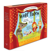 Wolf Tales (Read & Play Puppet Theater) [Board book]