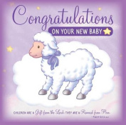 Congratulations on Your New Baby Greeting Card/CD