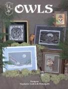 Pegasus Originals Owls Counted Cross Stitch Chartpack