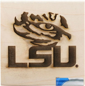 Clearsnap Wood Mount Rubber Stamp, Louisiana State University
