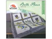 Slice Crafts Slice Design Card for Crafting, Belle Fleur