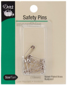 Dritz(R) Safety Pins - Size 2 10/Pkg