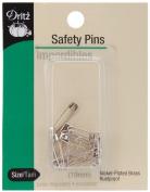Dritz(R) Safety Pins - Size 2 10/Pkg