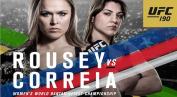 UFC: 190 Rousey vs Correia [Region 4]