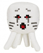 Beautyinside Minecraft Red Eyes Ghast Plush Toys Animal Plush Stuffed Toy