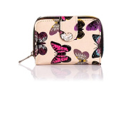 HotStyleZone New Ladies Butterfly Print Small Leather Purse Wallet Coin Purse Handbag Bag