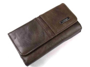 LEATHER EMPORIUM DESIGNER LEATHER PURSE IN 6 COLOURS P12