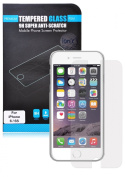 Ionic Apple iPhone 6 / iPhone 6S Screen Protector Film Tempered Glass 2015 Smartphone [Lifetime Replacement Warranty]