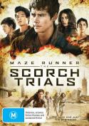 Maze Runner: The Scorch Trials [Region 4]