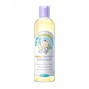Earth Friendly Baby | Organic Mandarin Bubble Bath | 6 x 300ML