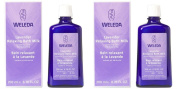 (2 Pack) - Weleda - Lavender Relaxing Bath Milk | 200ml | 2 PACK BUNDLE