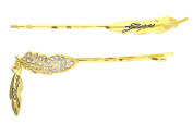 Guess UBH21306 Metal Clips, Gold