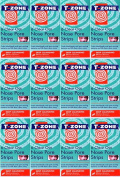 T-Zone 6 Clear Out Nose Pore Strips x 12 Packs