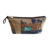 Original Artisan - Handmade Andean Make-Up Bag - Cosmetic Case - 43