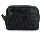BRUNO BANANI washbag travel toiletry bag Cosmetic Bag black