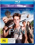 Pan (Blu-ray/UV) [Region B] [Blu-ray]
