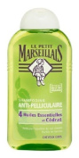 Le Petit Marseillais anti-dandruff shampoo for fast-oily hair