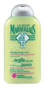 Le Petit Marseillais white clay and Jasmine Shampoo 250ml