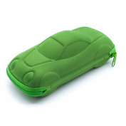 Bobby Car Glasses Case - Green
