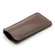 Pepper Glasses Case - Brown