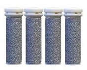 CSL 4 x Extreme Coarse Replacement Rollers Compatible With Emjoi Micro Pedi