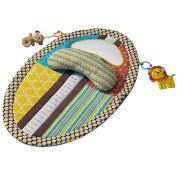Happy Cherry Baby Child Baby Waterproof Game Height Blanket Carpet Developing Mat