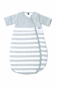 Gesslein Bubou Sleeping Bag Design 086 Stripes Grey/White
