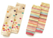 Nanxson(TM) 2 Pair Cute Leg Warmers For Babies, Toddlers and Children WZET0029