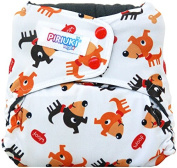 Piriuki Night V3 Reusable Pocket Nappy