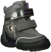 Geox Baby Girls' B GULP B GIRL ABX C First shoes - classic boots