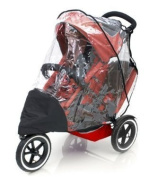 RAIN COVER TO FIT THE PHIL AND TEDS SPORT DOUBLE by 1stopbabystore