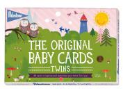 Milestone Twins Baby Cards