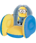 Despicable Me Flocked Chair.