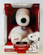 PEANUTS - Collector's Edition 2015 - SNOOPY - 36cm Plush Figur in Collector-Box